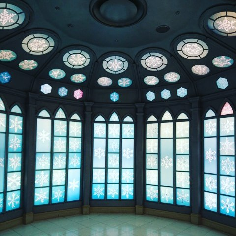 旭川のスノークリスタルミュージアム