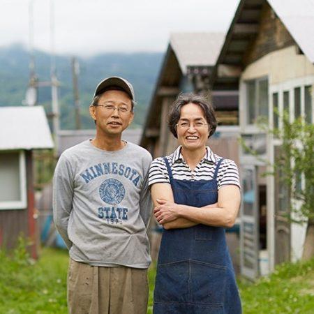 壮瞥町に住む、国際結婚のご夫婦