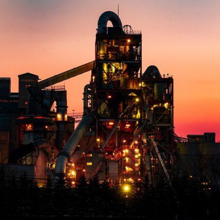 北斗市の工場