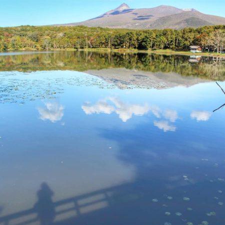 秋の函館 大沼国定公園