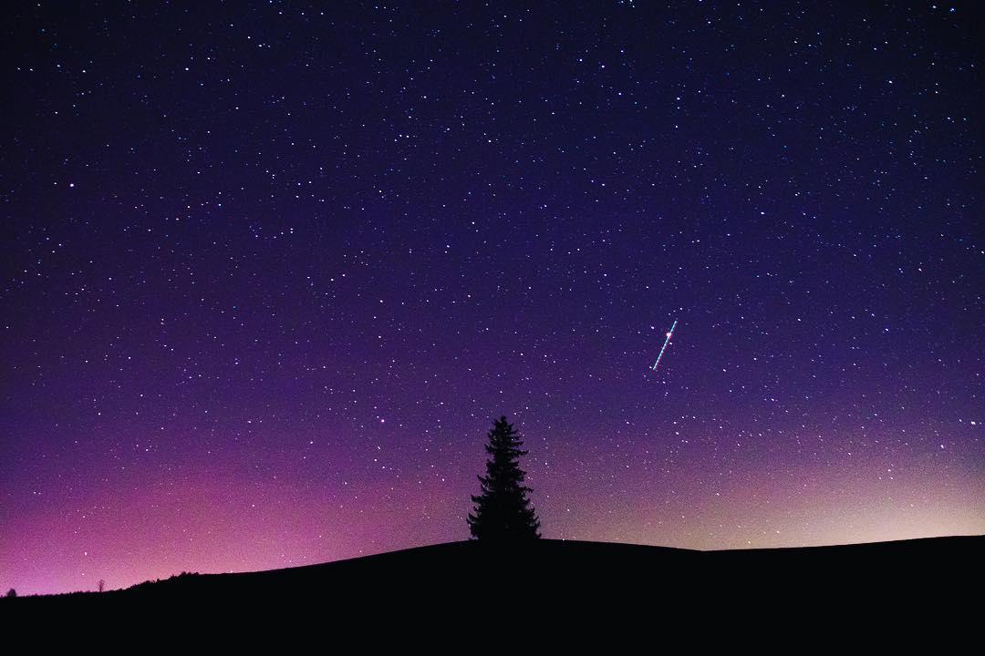 満天の星たち
