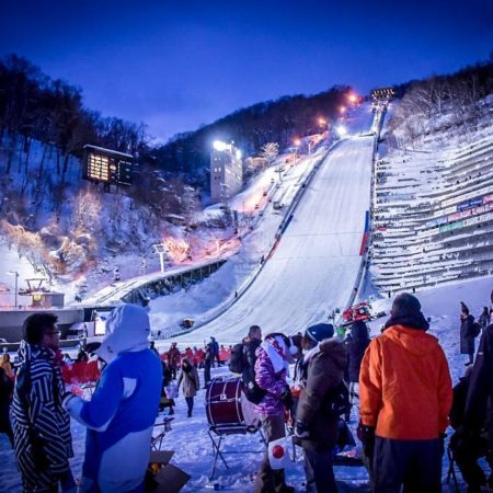 Ski jumping World Cup 2019