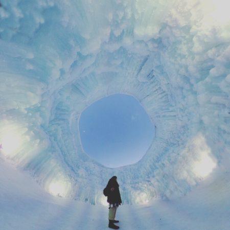 Chitose-Lake Shikotsu Ice Festival 2019