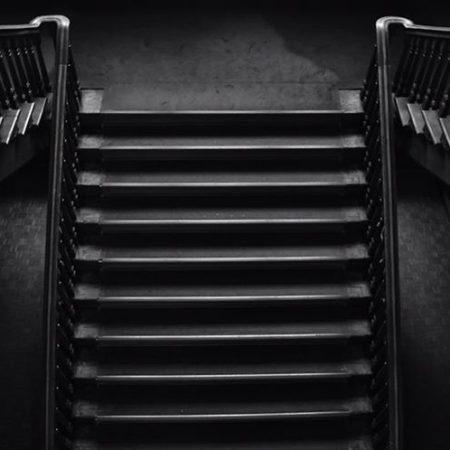 道庁赤れんが庁舎の階段