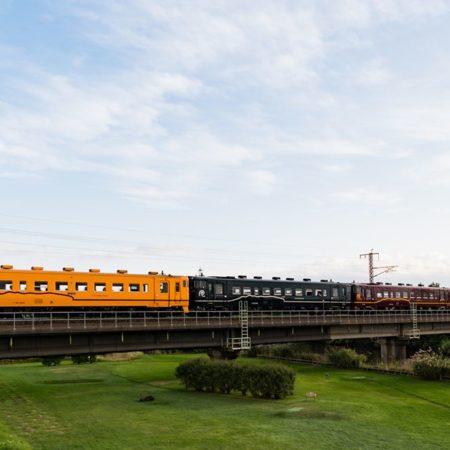 Isaribi Railway in Hokuto
