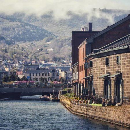 異国情緒あふれる小樽運河