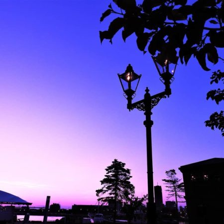 Nostalgic scenes in Kushiro