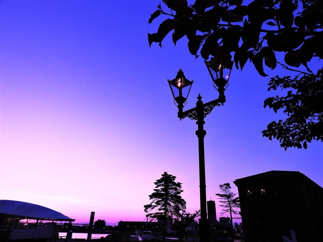 釧路市のノスタルジックな風景