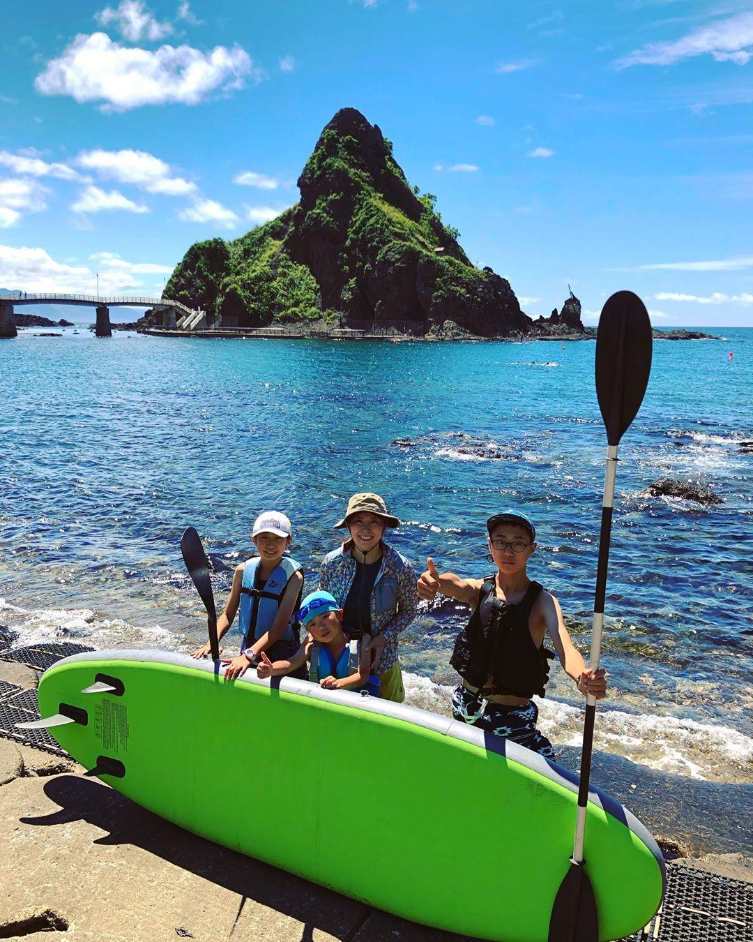 Kayak tour in Tomari
