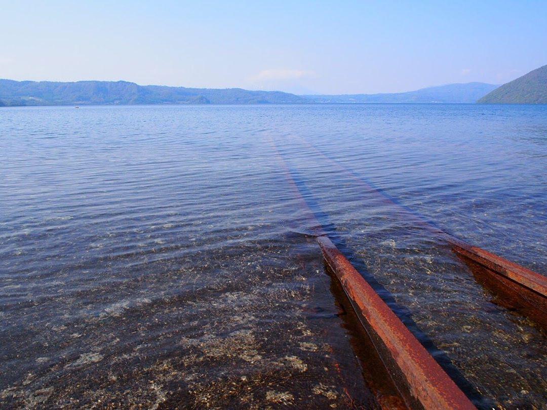 美しい洞爺湖
