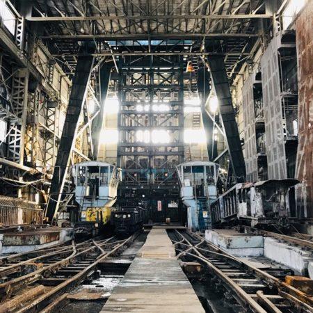 赤平市の炭鉱遺産