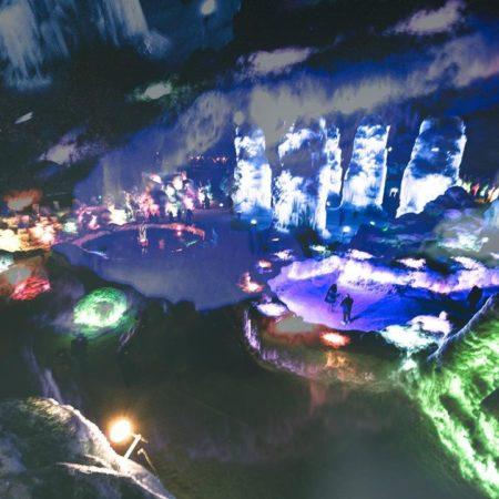 2021 千歳・支笏湖氷濤まつり