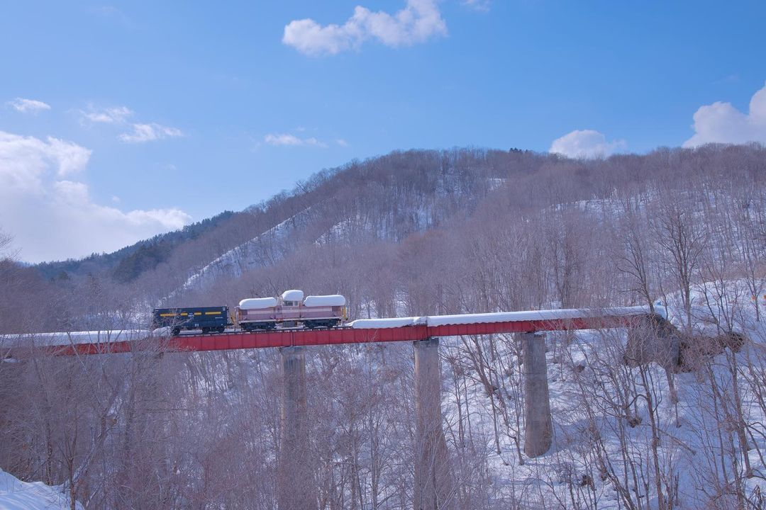 Ashibetsu Railway (Ashibetsu)
