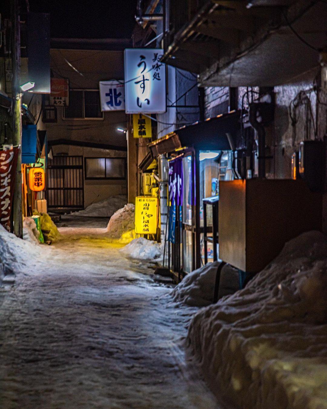 裏路地(小樽市)