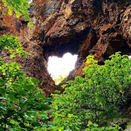 Heart-shaped rock hole (Otaru)